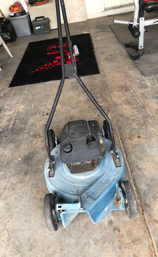 Sensation Lawn Mower Does Not Run All Aluminum For Sale