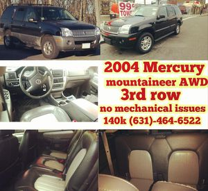 2004 Mercury mountaineer AWD for Sale in Queens, NY