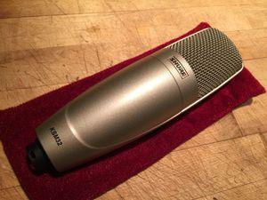 Shure KSM32 Microphone for Sale in Alexandria, VA