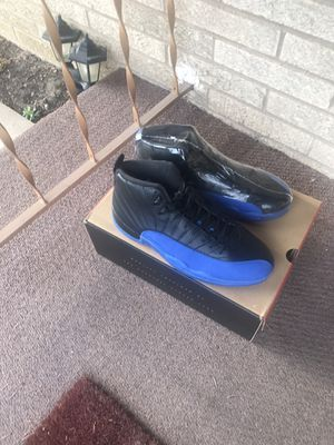 Photo Jordan Retro 12 Game Royal