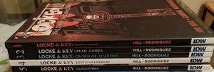 Locke & Key Vol 1-5 Graphic Novel Set for Sale in Silver Spring, MD