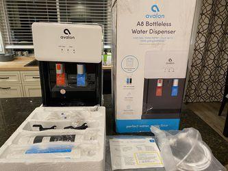 Avalon A8CTBOTTLELESSWHT Countertop Self Cleaning Touchless Bottleless Cooler Dispen... Thumbnail