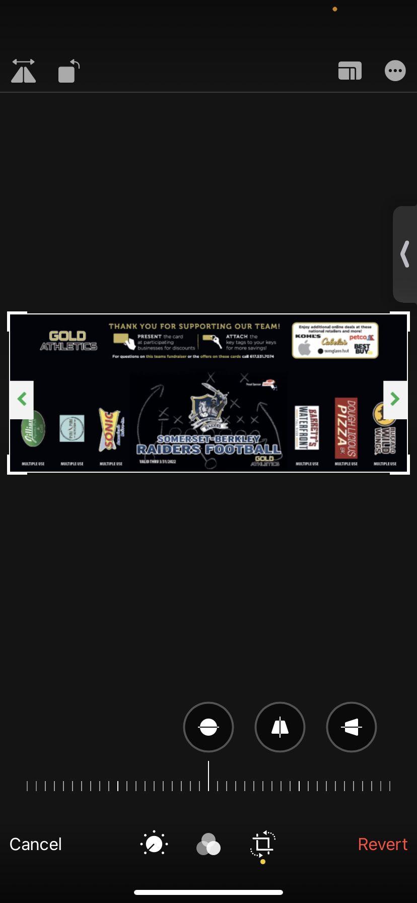 Discount Card For Somerset Berkley Football