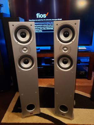 Polk Monitor 50 Tower Speakers For In Richmond Va