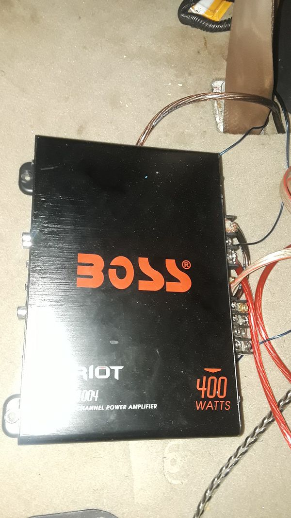 New and Used Amplifiers for Sale in Bloomington, IL - OfferUp