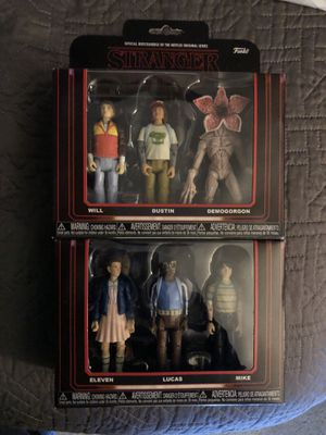 Stranger Things Collectibles for Sale in Kyle, TX