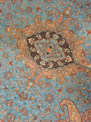 Persian Termeh Table Cloth for Sale in Takoma Park, MD