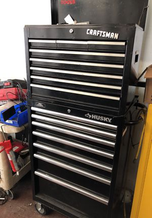 Tool box. Don't have key for bottom for Sale in Orlando, FL
