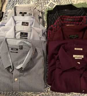 Men's dress shirts for Sale in Greenwood, IN