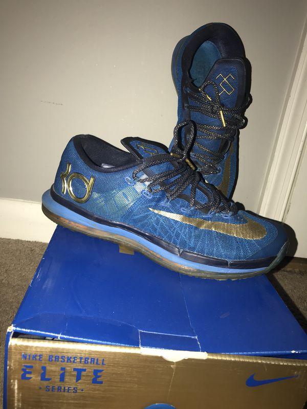 super popular ad2fa 84130 Nike KD 6 Elite Supremacy, Size 11, Mens Shoes