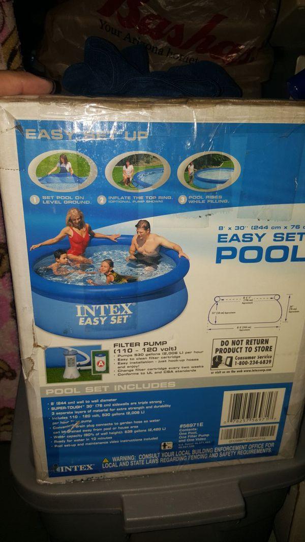 Intex pool pumpe hook up julegave til dating