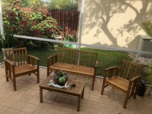 Outdoor patio dining set for Sale in Sunrise, FL