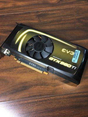 Nvidia GeForce gtx 560Ti for Sale in Clarksburg, MD