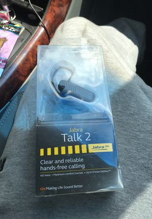 Ka ta Talk 2 Bluetooth headset for Sale in Baltimore, MD