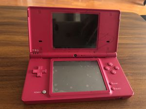Nintendo DS (pink) 4.6 in for Sale in Los Angeles, CA