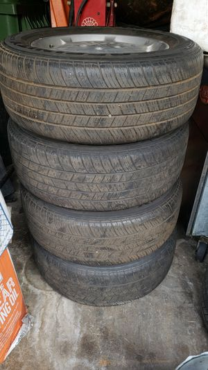 P225 - 60 R16 Lexus Tires and Wheels for Sale in Baltimore, MD