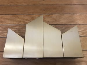 Gold heavyweight pencil/pen organizer for Sale in Arlington, VA