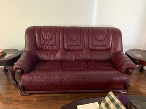 New and Used Leather sofas for Sale in Everett, WA - OfferUp