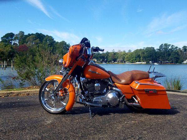 2000 Harley Electra Glide Custom Bagger For Sale In Hampton Va