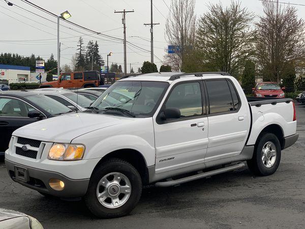 2001 Ford Explorer Sport Trac For Sale In Everett Wa Offerup