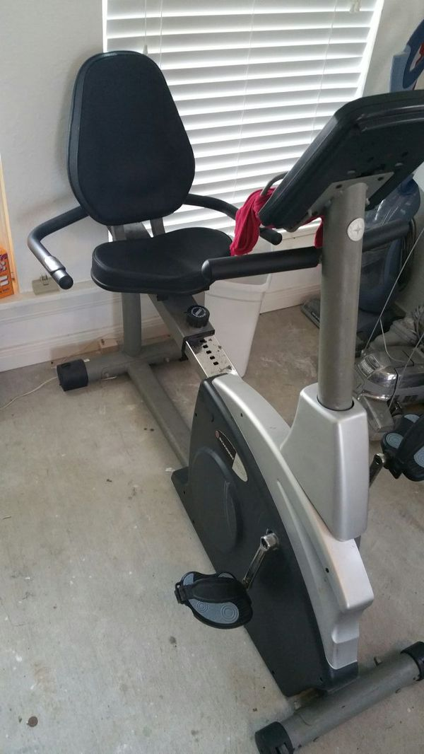 Schwinn 203 recumbent exercise bike for Sale in Hempstead, TX - OfferUp
