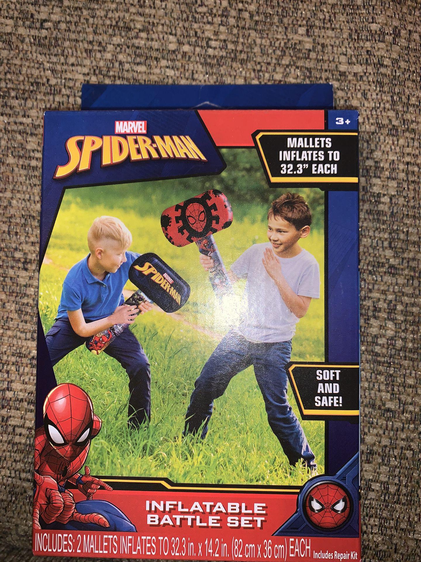 Inflatable Battle Set