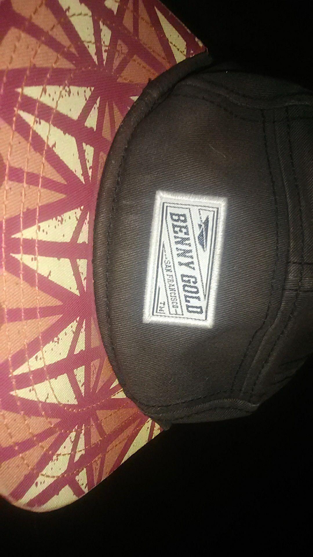Benny gold hat