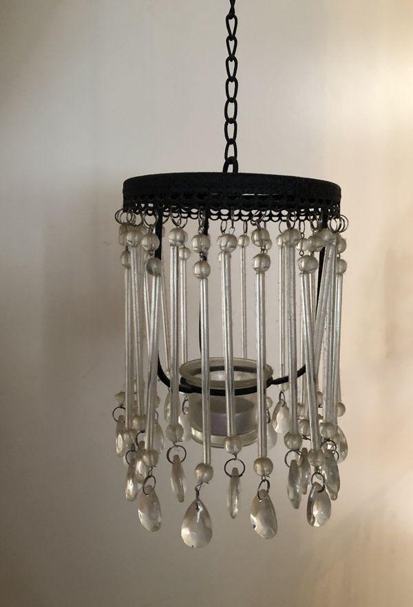 Tea light chandelier for sale in lynnwood wa offerup aloadofball Gallery