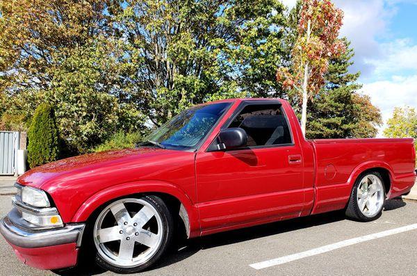2000 chevy s10 v6