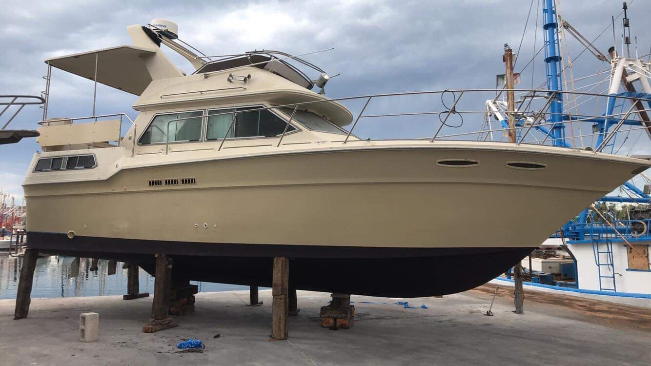 1985 Sea Ray 360AC MUST SELL $27,500 OBO