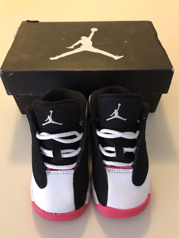 Baby Girl Jordan S Shoes Size 4c Retro 13 For Sale In Miami Fl
