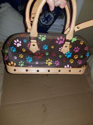 Adorable Paw Print Handbag for Sale in Rockville, MD