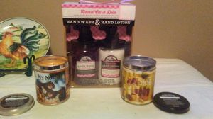 Handwash lotion 2 candles for Sale in TN, US