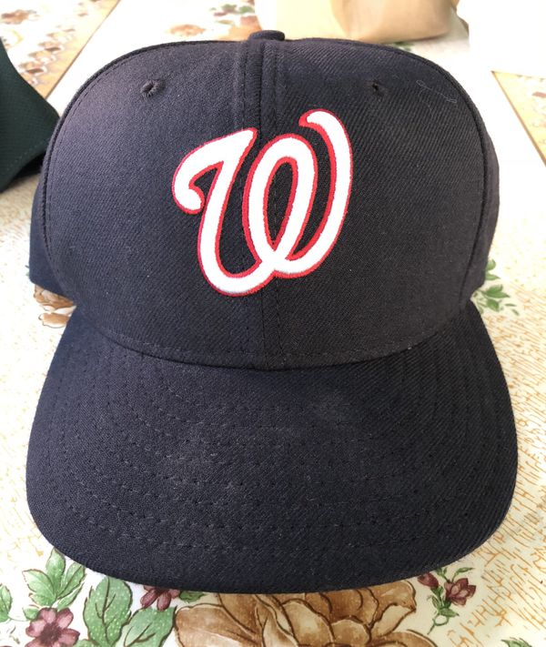 Washington Nationals Fitted Hat for Sale in Inglewood 701f02b6732