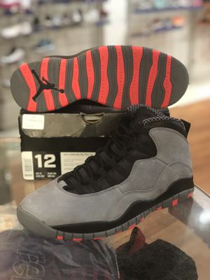 Brand new Cool grey 10s size 12 for Sale in Silver Spring, MD