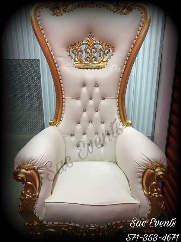 Chair Princess Rent For Sale In Herndon Va Offerup