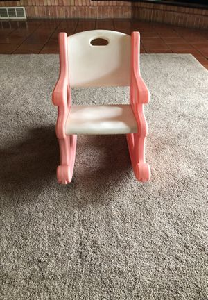Photo Little Tikes Rocking chair