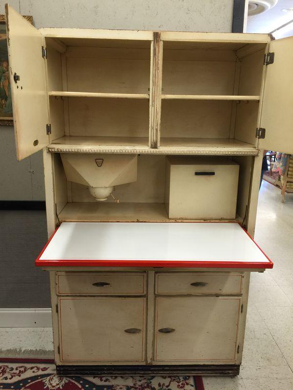 Antique Sellers Hoosier Cabinet For Sale In Acworth Ga Offerup