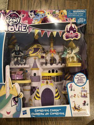 My Little Pony Canterlot Castle - brand new for Sale in Alexandria, VA
