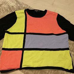 Colorblock Sweater Thumbnail
