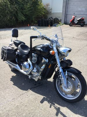 2002 Honda VTX1800 Motorcycle for Sale in Fircrest, WA
