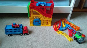 Fisher Price little people lot for Sale in Fairfax, VA
