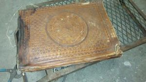 Old hand tooled leather case for Sale in Early, TX