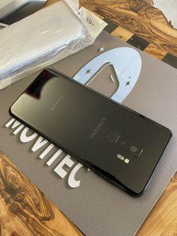 Samsung Galaxy S9 Plus 64GB Black Unlocked For Any Simcard  Thumbnail