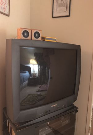 32 inch TV + TV Stand for Sale in Fort Belvoir, VA