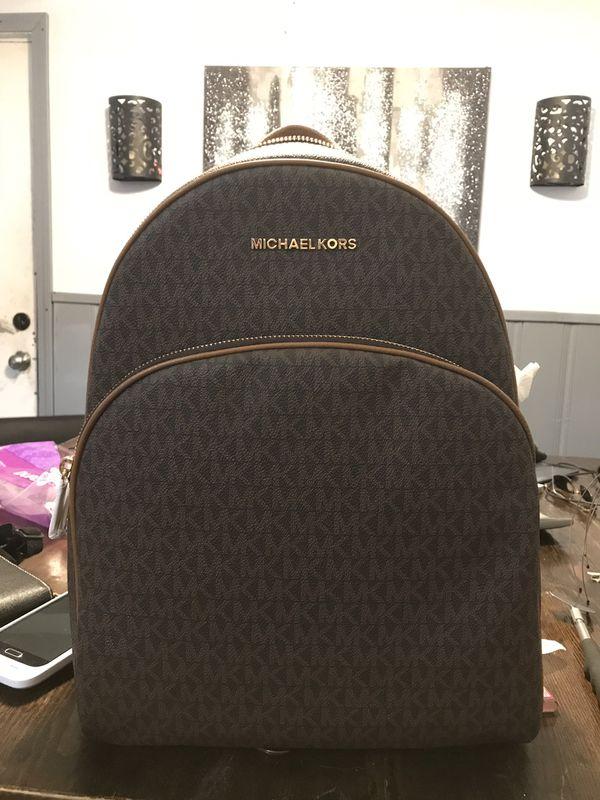 2737dd6708f9 Michael Kors Abbey Backpack for Sale in Dallas