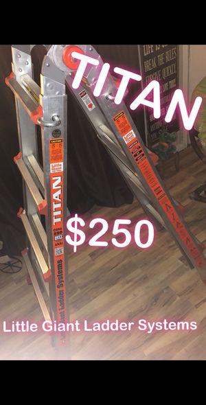 Super duty ladder for Sale in Fruitland Park, FL