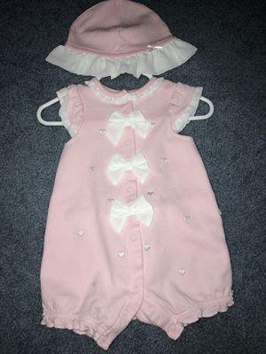 cc994ec2e Baby girl designer outfit for Sale in Cheektowaga