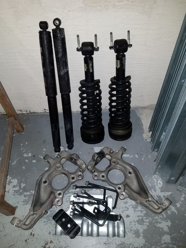 Ford F150 Shocks Coils And Struts