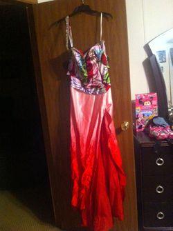 Custom prom dress Thumbnail